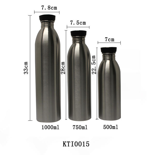 Vacuum Flask Thermal Insulated Double Wall Bottle  Koodee