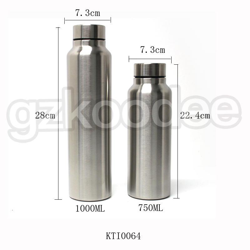 Vacuum Flask Thermal Insulation 18/8 Stainless Steel Material Koodee