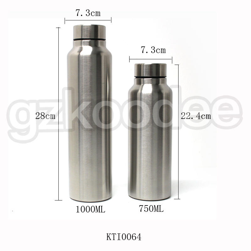 Koodee white hot and cold thermos high-end for potable