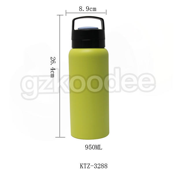 Vacuum Flask Thermal Insulated Stainless Steel Material 30 ounce Koodee