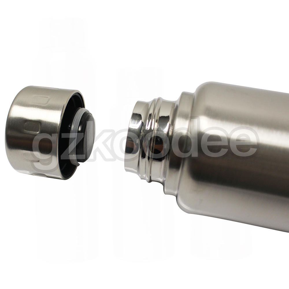 Vacuum Bottle Eco-friendly No Plastic Stainless steel 200/350/500 ml Koodee