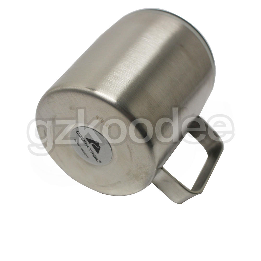 Stainless Steel Cups Factory Customized Wholesale 12oz Koodee