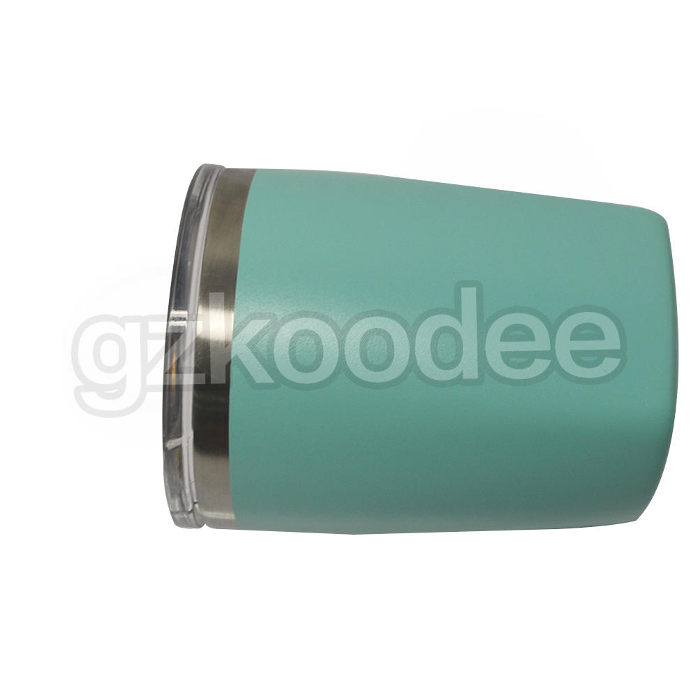 High Grade Competitive Price Double Wall Stainless Steel Tumbler 12oz Koodee
