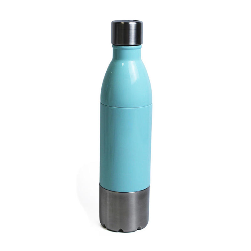 OUTDOOR CAMPING UV STERILIZATION WATER BOTTLES