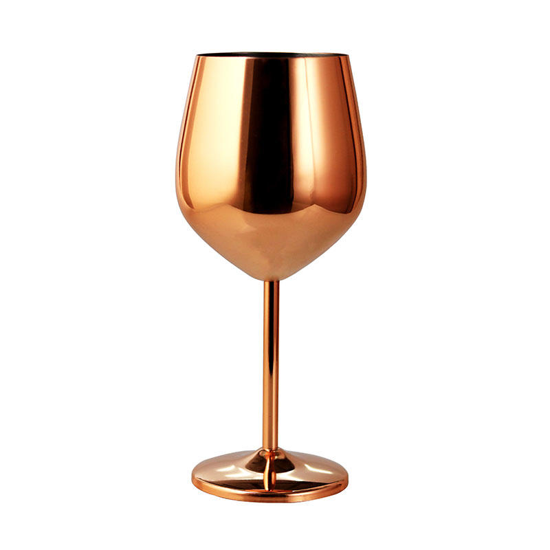 Stainless Steel  Goblet Wine PORTABLE FOR at home / outdoors / travel