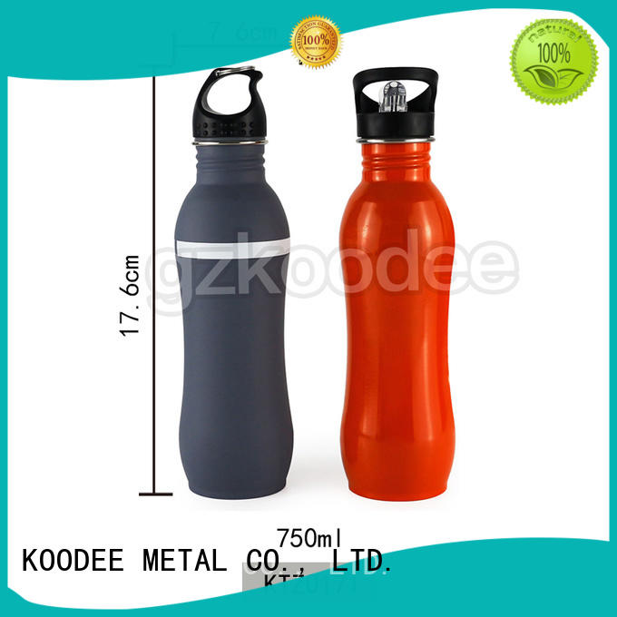 Koodee bulk production insulated thermos outdoor sports for pint