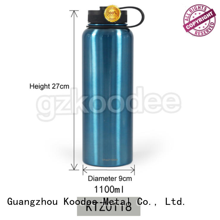 Koodee ODM hot cold thermos buy now for drinking