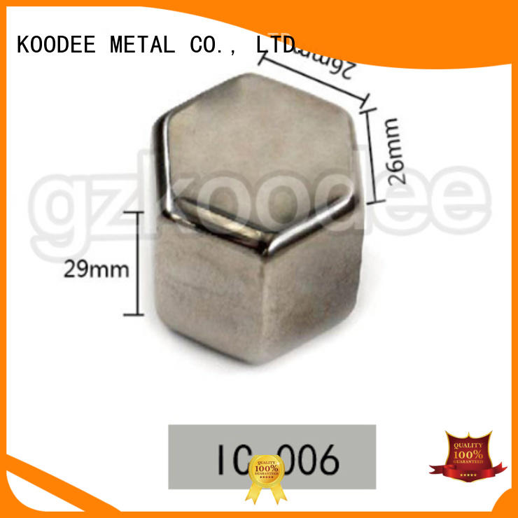 Koodee golden stainless steel drink cubes hot-sale for spirit