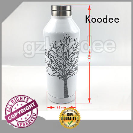 Koodee ODM thermos insulated bottle wholesale for potable