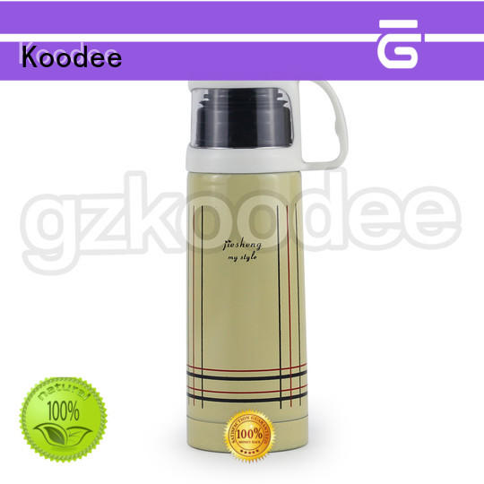 stainless steel water bottle water for liquid storage