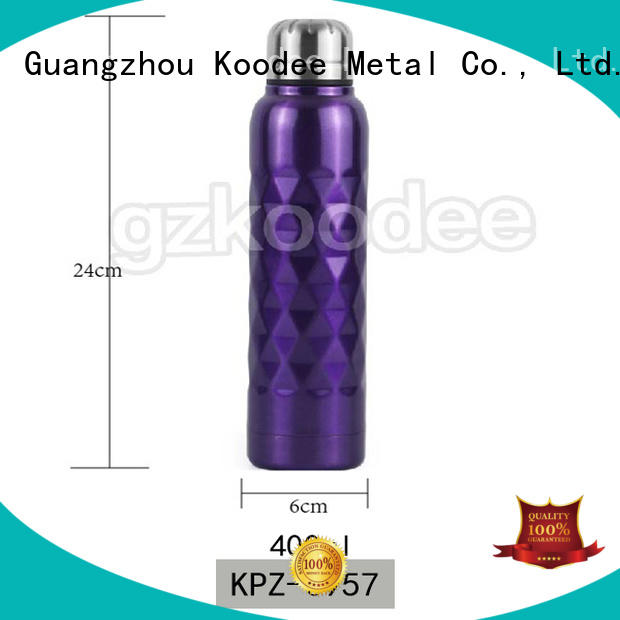 Koodee high-end thermos vacuum insulated bottle wholesale for potable