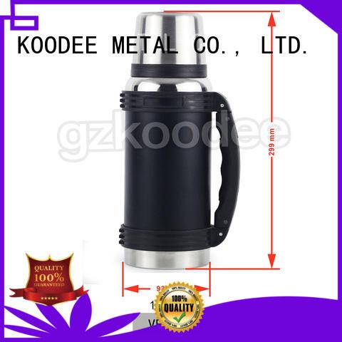 Stainless Steel Bottle Household Big Size Vacuum Flask 1.0 Liter Koodee