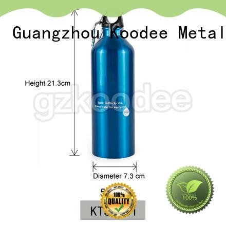 Koodee ODM/OEM Accepted Single Wall Stainless Steel 304 Bottle 500ml
