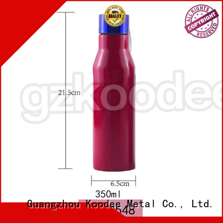 Koodee high-quality thermos insulated water bottle high-end for potable