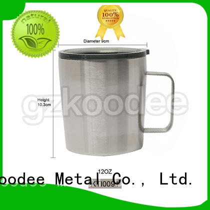 leak-proof thermos coffee mug in stock for pint