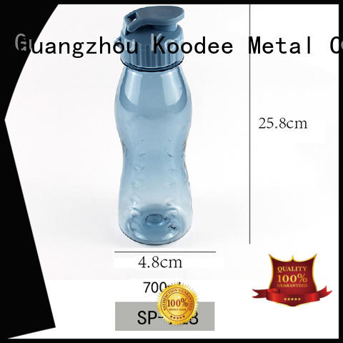 high quality plastic water bottles hand hell for milk Koodee