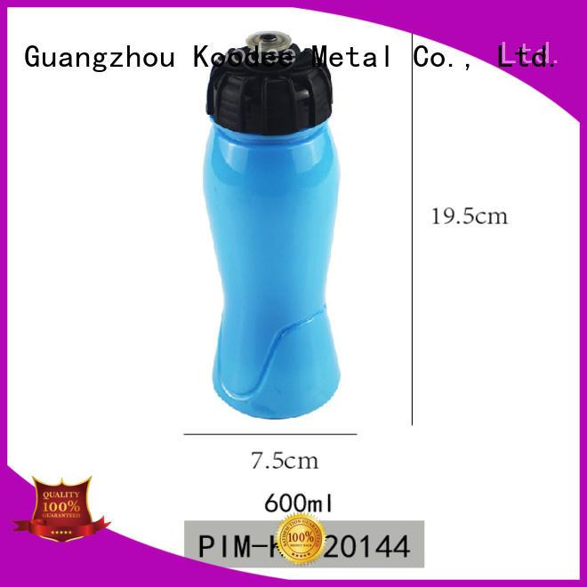 Koodee oem buy plastic water bottles printed for coffee