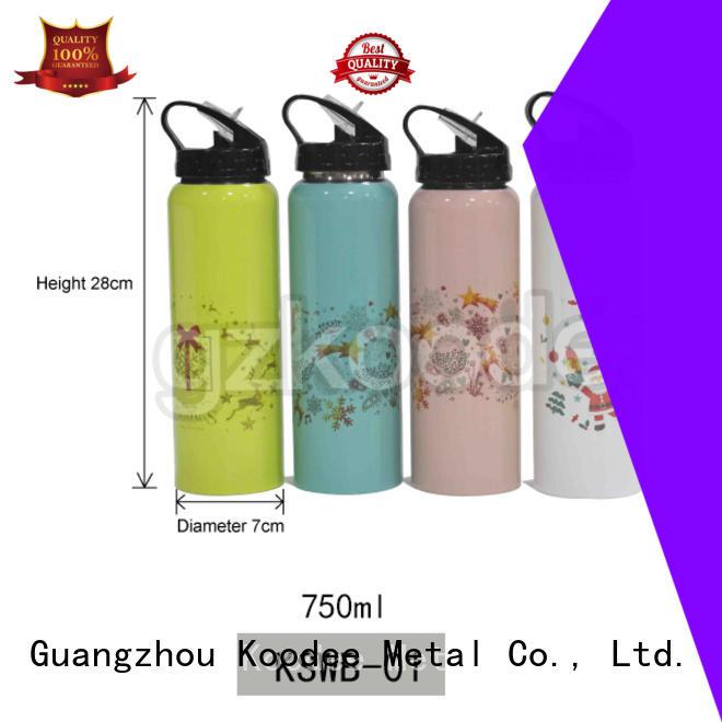 hot-sale thermo vacuum bottle nozzle for liquid storage Koodee