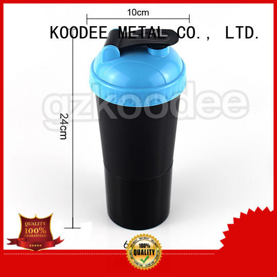 hand hell plastic water bottle companies way for drinking Koodee
