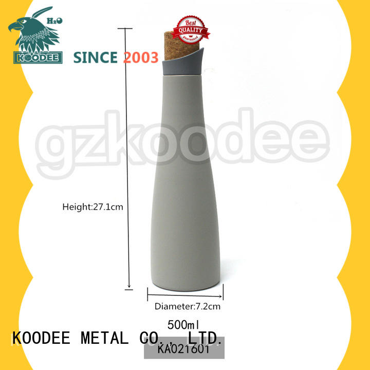 Koodee stainless steel steel thermos bottle wholesale for children