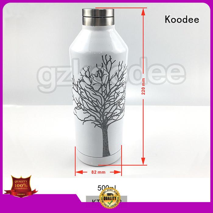 Vacuum Flask Thermal Insulated Stainless Steel 500 ml Koodee