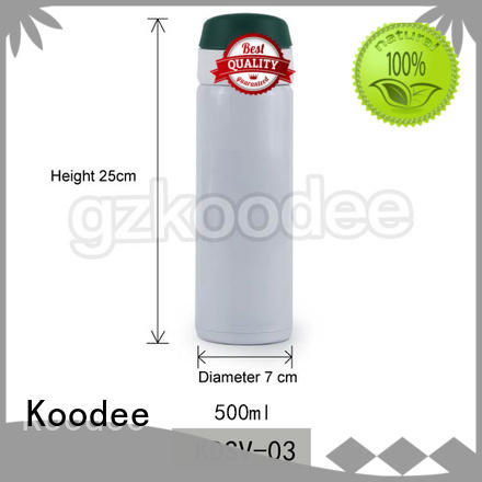 Koodee stainless steel stainless steel thermal bottle high-end for children
