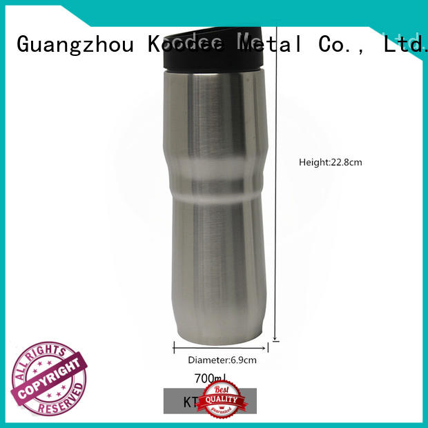 stainless steel insulated coffee tumbler modern design for beer Koodee