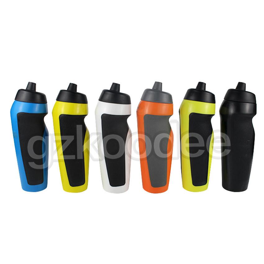 plastic sports bottle water bottle 600ml Koodee-3