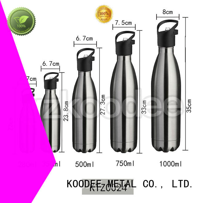 high-end stainless steel water top brand for student Koodee