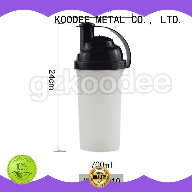 competitive price buy plastic water bottles shake for drinking Koodee