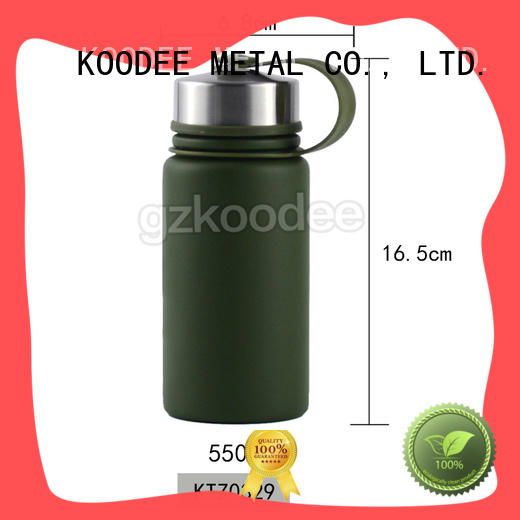 metal thermos flask high-end for student Koodee