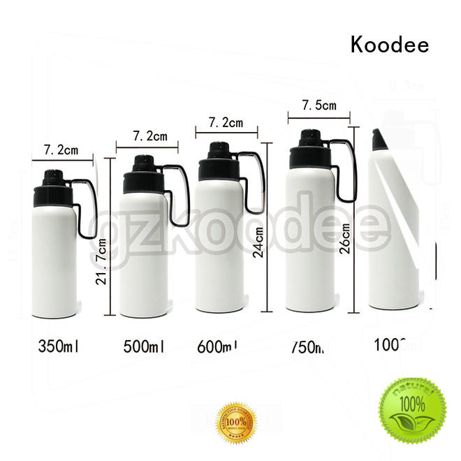 Koodee fashion best thermos bottle competitive price for drinking