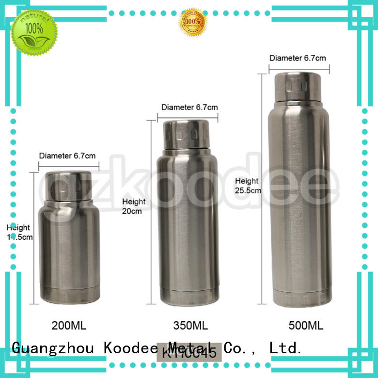 best thermal water bottle high-end for drinking Koodee