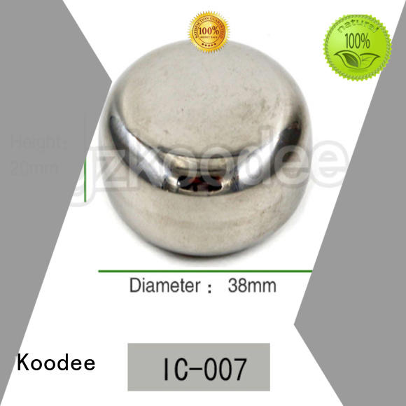 Koodee stainless steel stainless ice cubes top brand for pint