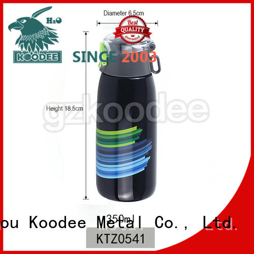 high-end insulated stainless steel water bottle competitive price for bar Koodee