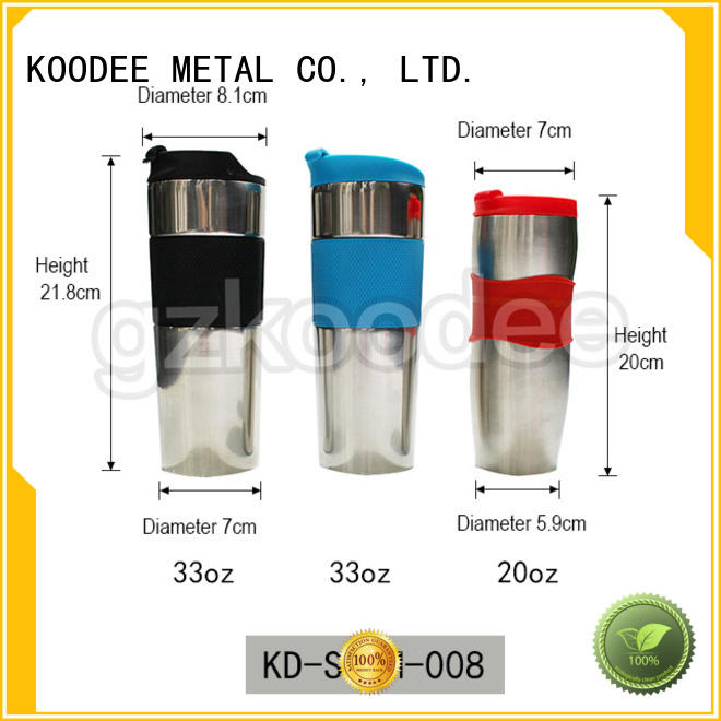 double insulated travel coffee mugs hot-sale for beer