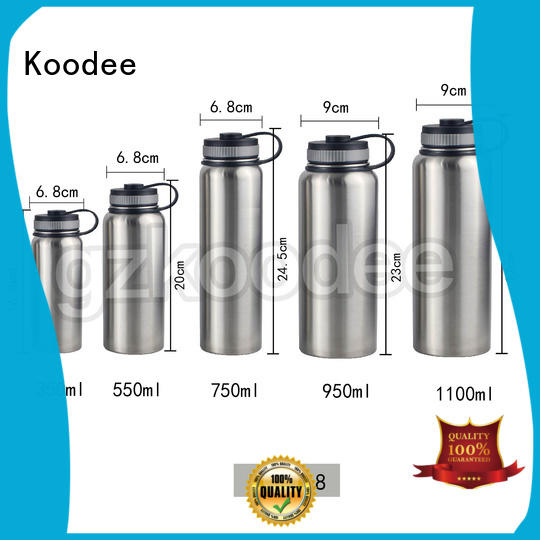 metal thermos flask ODM for student Koodee