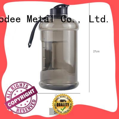 Koodee customized best plastic water bottle carry for coffee