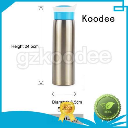 thermosteel water bottle OEM for children Koodee