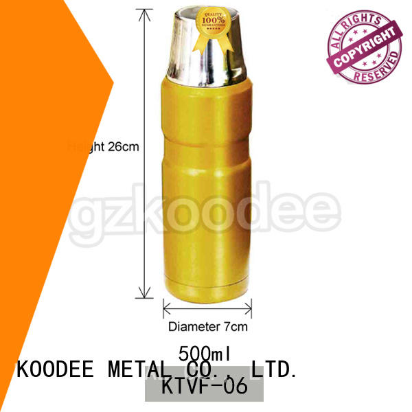 ODM stainless steel water bottles online top brand for potable Koodee