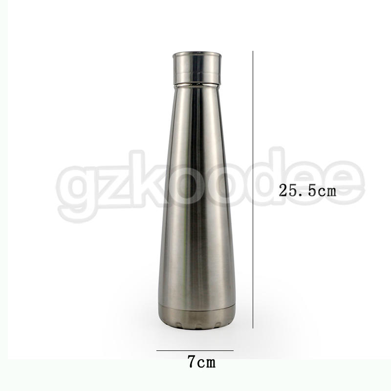 Sports Water Bottle Thermal Insulation Double Wall Vacuum Flask Koodee-2