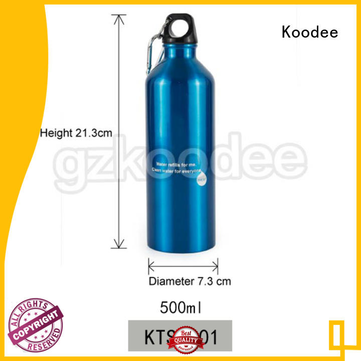 hot-sale stainless vacuum flask printing straw for beverage Koodee