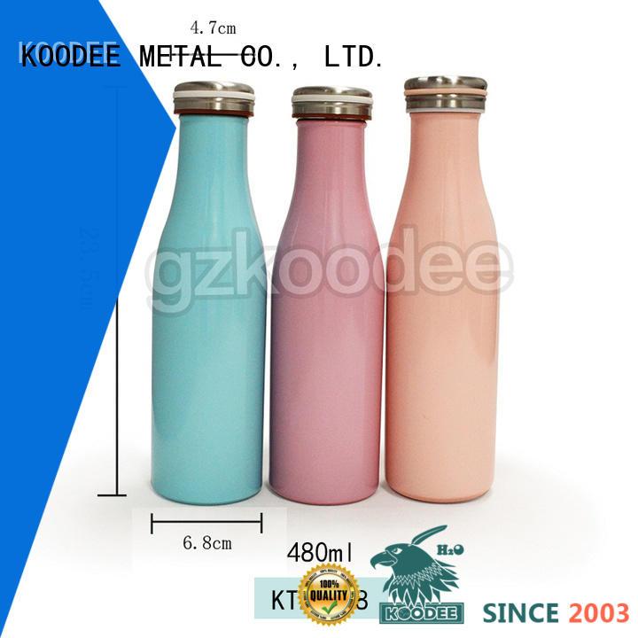 OEM hot thermos bottles ODM for water bottle Koodee
