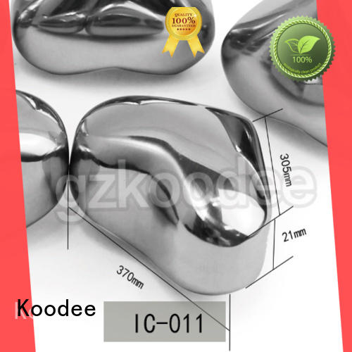 Koodee top brand stainless steel cooling cubes hot-sale for spirit