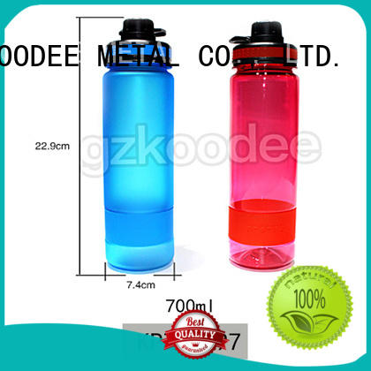 Koodee customized buy plastic water bottles cap for coffee