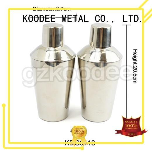 Koodee latest design cheap wine glasses shatterproof for whiskey