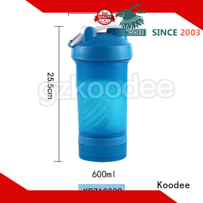 safe plastic bottles for drinking water sport for liquid Koodee