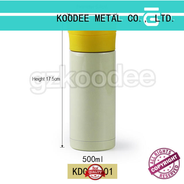 stainless thermos flask hot and cold custom for bar Koodee