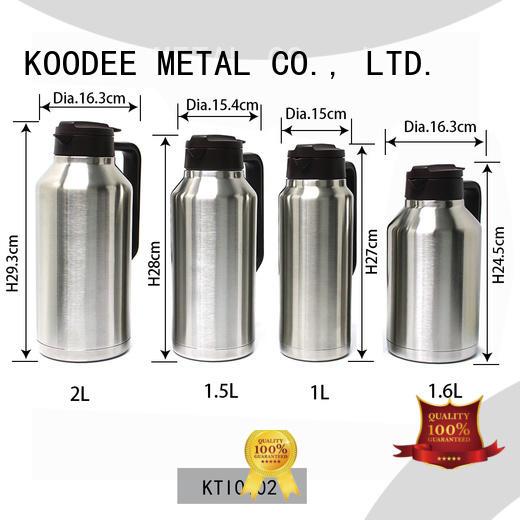Koodee most popular stainless steel water bottles online top brand for bar