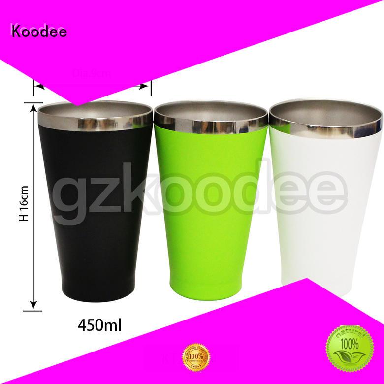 Koodee customized insulated coffee mugs hot-sale for wine